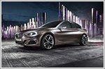 BMW reveals Concept Compact Sedan in Guangzhou