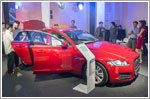 All new Jaguar XF launched in Singapore