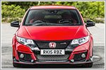 Civic Type R wins hot hatch title at Scottish Car of the Year Awards
