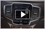 Volvo XC90 gets Apple CarPlay compatibility and other software upgrades