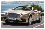 Bentley claims a record number of 18 awards around the world