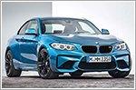 New BMW M2 to make world debut at 2016 NAIAS