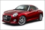 Daihatsu is bringing two new Copen concepts to the Tokyo Auto Salon