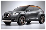 Nissan's Kicks Concept has been approved for production