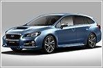 Debut of new Subaru models at Singapore Motor Show