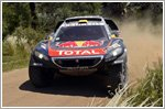 Peugeot triumphs at the 2016 Dakar Rally