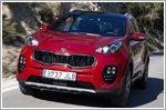 New design, enhanced interior and advanced technologies for new Kia Sportage