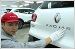 Chinese production of Renault Kadjar begins