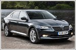 Skoda Superb qualifies as finalist for 2016 World Car of the Year