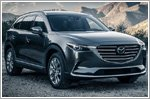 Mazda begins production of the all new CX-9