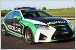 New Lexus GS F is V8 Supercars' medical car