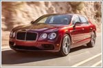 Bentley unveils the new Flying Spur V8 S