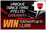 CS-II Titanium Coating and Ceramic Coating worth up to $3,000 to be won!