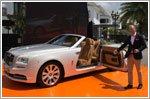Rolls-Royce Motor Cars debuts Dawn in Singapore