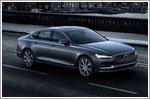 Volvo S90 wins prestigious Production Car Design of the Year 2015