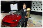 Mazda MX-5 wins 2016 World Car of the Year award