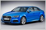 Audi unveils facelifted A3