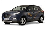 Hyundai Motor powers world's first fuel-cell car sharing service