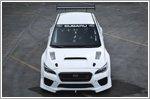 Subaru eyes new Isle of Man record with modified WRX STI