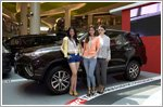 The all new 2016 Toyota Fortuner