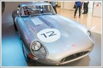 Sixth and last 'new' Jaguar Lightweight E-type showcased in Singapore