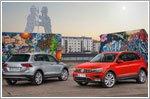 Volkswagen launches the new 2016 Tiguan in Berlin