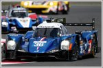 Alpine finishes promising weekend just shy of Silverstone podium