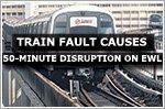 50-minute train disruption between Boon Lay and Joo Koon