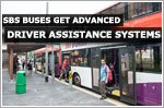 SBS buses get advanced driver assistance systems