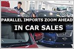 Parallel imports zoom ahead in car sales
