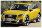 New air-conditioning filter for Audi compact models