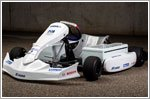 Bosch makes racing karts quiet and emissions-free