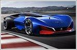 Peugeot unveils its L50 R HYbrid Concept race car