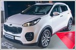 The launch of the all new Kia Sportage