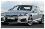 World premiere of the all new Audi A5 and S5 Coupe