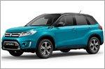 Suzuki launches the two-wheel drive Vitara