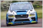 Modified Subaru WRX STI smashes Isle of Man TT lap record