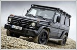 Mercedes-Benz introduces a more rugged version of the G350d