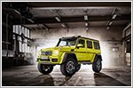 Mercedes-Benz G550 to make its U.S.A debut in 2017