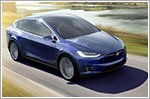 Tesla to show Model X at Festival of Speed