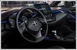 Toyota C-HR: First reveal of the new crossover's sophisticated interior design