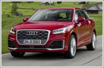 New Audi Q2 compact SUV heads for the U.K. with engines from 115bhp to 190bhp