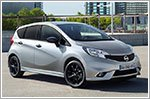 Stand out in the new Nissan Note Black Edition