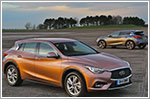 Infiniti's growth continues to accelerate
