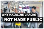 Transport Minister Khaw Boon Wan explains why hairline cracks not made public