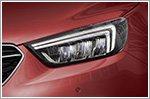 Opel introduces full LED adaptive lighting to new Zafira Tourer and Mokka X