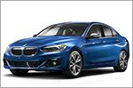 BMW debuts China-only 1 Series sedan