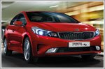 2017 Kia Cerato Forte K3 sports refreshed styling and new technologies