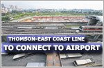 Thomson-East Coast Line could be extended to connect to Changi Airport