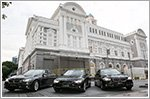 BMW appointed official car of Singapore Water Week